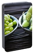 Edamame Portable Battery Charger