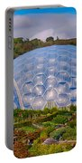 Eden Project Biomes Portable Battery Charger