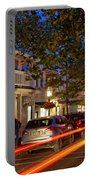Edgartown Nightlife Portable Battery Charger