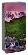 Edith Creek Sunrise Portable Battery Charger