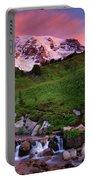 Edith Creek Sunrise Portable Battery Charger