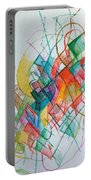 Education 1 Portable Battery Charger by David Baruch Wolk