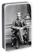 Edward Bulwer Lytton (1803-1873) Portable Battery Charger