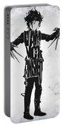Edward Scissorhands - Johnny Depp Portable Battery Charger
