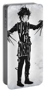 Edward Scissorhands - Johnny Depp Portable Battery Charger