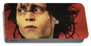 Edward Scissorhands Portable Battery Charger