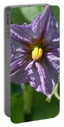 Egg Plant Blossom Portable Battery Charger