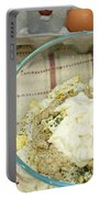 Egg Salad Ingredients Portable Battery Charger