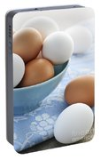 Eggs In Bowl Portable Battery Charger