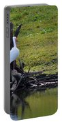 Egret Meeting Portable Battery Charger