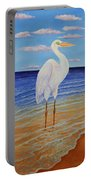 Eager Egret  Portable Battery Charger
