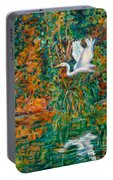 Egret Reflections Portable Battery Charger