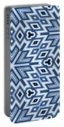 Egyptian Pyramidal Cubes Portable Battery Charger