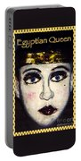 Egyptian Queen Portable Battery Charger