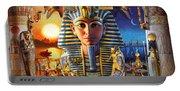 Egyptian Treasures II Portable Battery Charger