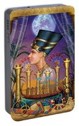 Egyptian Triptych Variant IIi Portable Battery Charger
