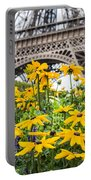 Eiffel Flower Portable Battery Charger