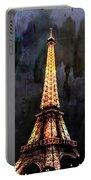 Eiffel Tower-3 Portable Battery Charger