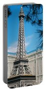 Eiffl Tower Vegas Portable Battery Charger