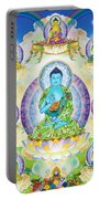 Eight Brothers Of The Medicine Buddha Portable Battery Charger
