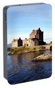 Eilean Donan Castle Kintail Scotland Portable Battery Charger