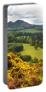 Eildon Hill - Three Peaks And A Valley Portable Battery Charger