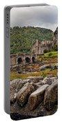 Eilean Donan Castle 1 Portable Battery Charger