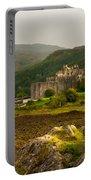 Eilean Donan Castle Scotland Portable Battery Charger