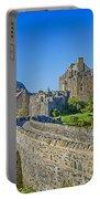 Eilean Donan Castle Walkway Portable Battery Charger