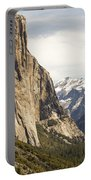 El Capitan And Half Dome Portable Battery Charger