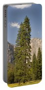 El Capitan And Yosemite Valley Portable Battery Charger