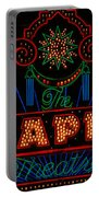El Capitan Theatre Sign In Hollywood Portable Battery Charger