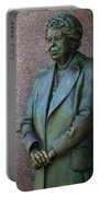 Eleanor Roosevelt Memorial Detail Portable Battery Charger