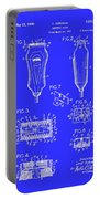 Electric Razor Patent 1940 Portable Battery Charger