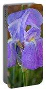 Elegant Iris Portable Battery Charger