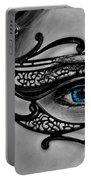 Elegant Mask Portable Battery Charger