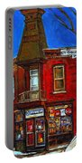 Elegant Victorian Beauty By Carole Spandau Montreal Memories Painter -art Historian Montreal Portable Battery Charger