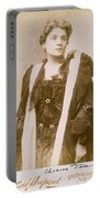 Eleonora Duse (1859-1924) Portable Battery Charger