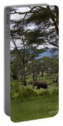 Elephant   #0068 Portable Battery Charger