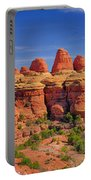 Elephant Canyon Panorama Portable Battery Charger
