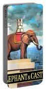 Elephant Castle Portable Battery Charger