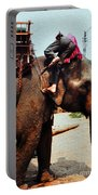 Elephant Climb Portable Battery Charger