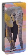 Elephant Fantasy Must Open Portable Battery Charger