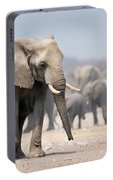 Elephant Feet Portable Battery Charger