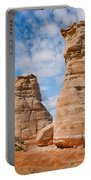 Elephant's Feet Rock Formation Portable Battery Charger