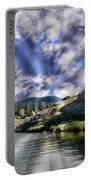 Colorado Landscape Portable Battery Charger