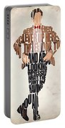Eleventh Doctor - Doctor Who Portable Battery Charger