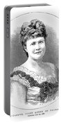 Elizabeth Of Romania (1843-1916) Portable Battery Charger