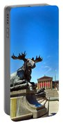 Elk And Monument Portable Battery Charger