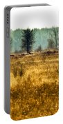 Elk In The Distance No. 1 Portable Battery Charger